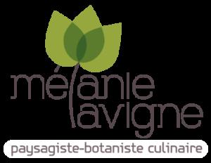 Mélanie Lavigne, paysagiste botaniste culinaire