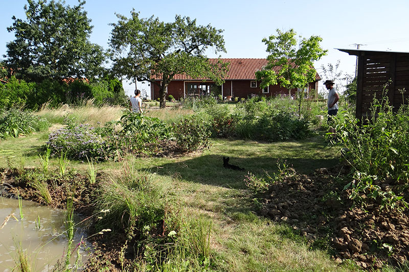 jardin permaculture mons en pevele