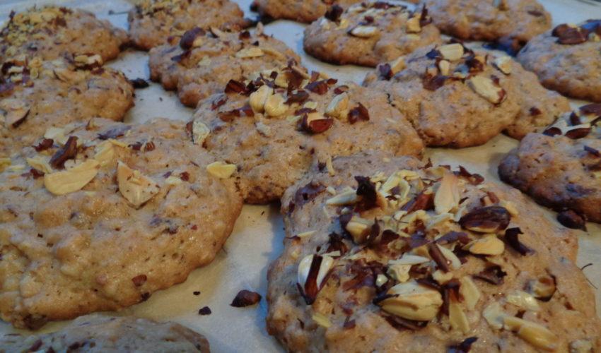 Cookies aux faînes de hêtre