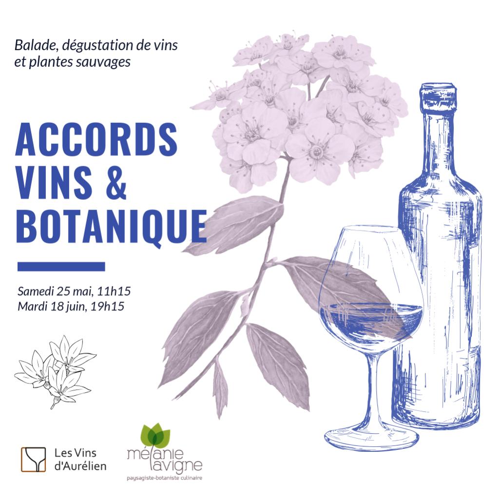 balade vin et botanique lille
