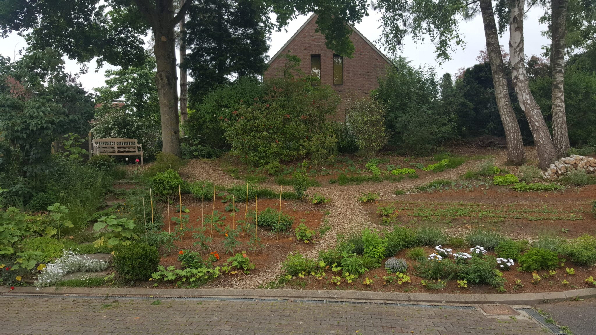 jardin permaculture lille